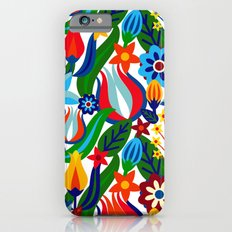 Turkish garden iPhone 6 Slim Case