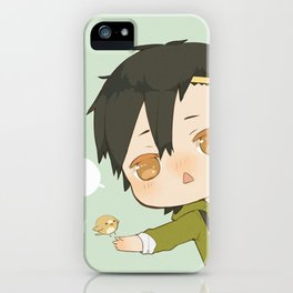 Seto [KagePro Collectibles] iPhone Case