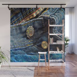 Jeans, Wall Mural