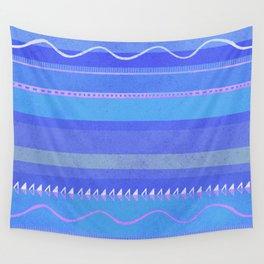 nayarit, twilight Wall Tapestry