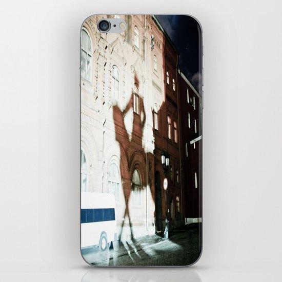 Intimidating Shadows iPhone & iPod Skin