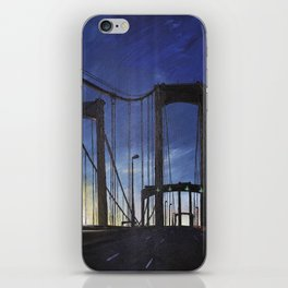 Meet Me On the Other Side iPhone Skin