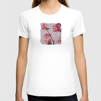magnolia T-shirts featuring Magnolia by Marjolein