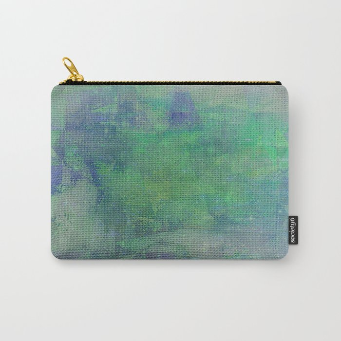 HANDPAINTED WATERCOLOR DREAMS Carry-All Pouch