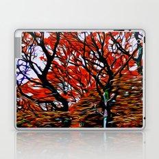 Raging Trees Laptop & iPad Skin