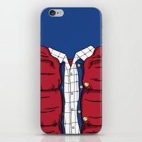mcfly iPhone & iPod Skins featuring The McFly by antastic