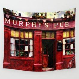 Murphys Pub, Dingle Wall Tapestry
