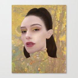 devon lee carlson + odilon redon Canvas Print