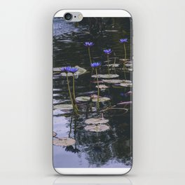Just to stay alive iPhone Skin