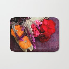 Bloody, Creepy, October-feast For The Eyes Bath Mat