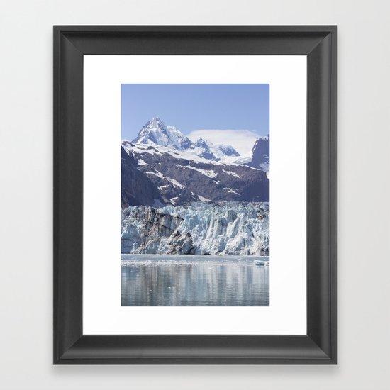 Glacier Bay National Park #1 Framed Art Print