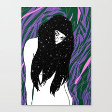 The Universe Within Canvas Print