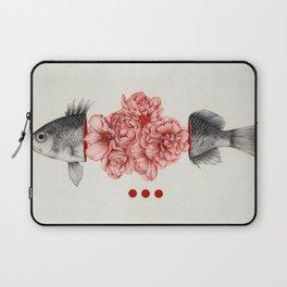 To Bloom Not Bleed Laptop Sleeve