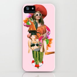 Totally camp! iPhone Case