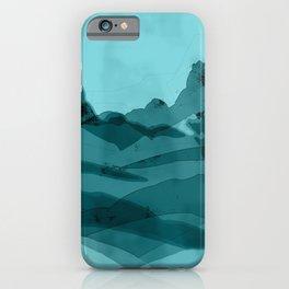 Mountain X 0.1 iPhone Case