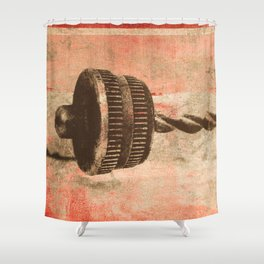 Boring Shower Curtain