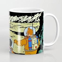On a marche sur la lune Coffee Mug
