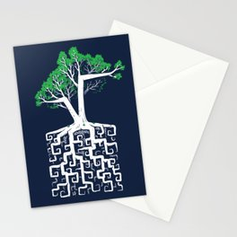 Square Root Stationery Cards