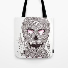 Nick Bright Tote Bag