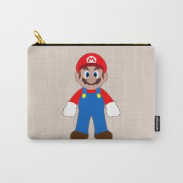 Sticker Mario Carry-All Pouch