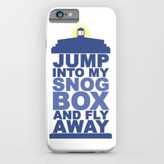 Snog Box (Tardis) iPhone 6s Slim Case