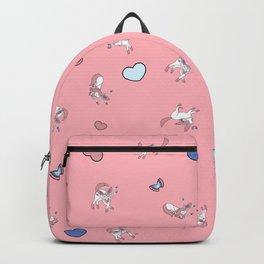 Sylveon Pink Print Backpack