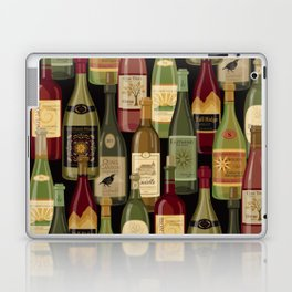Wine Bottles Laptop & iPad Skin