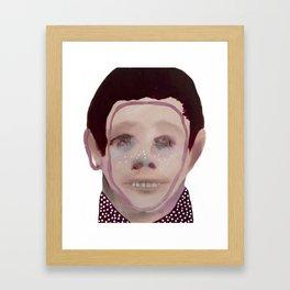 Corden Framed Art Print