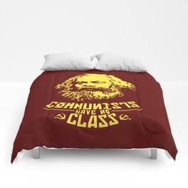 Communists Have No Class Comforters