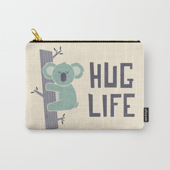 Hug Life Carry-All Pouch