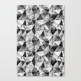 Geometric Nature Canvas Print