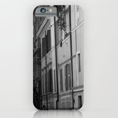Rome Streets in Grey Slim Case iPhone 6s