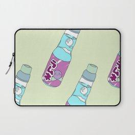 Kawaii Blueberry Soda Drink Laptop Sleeve