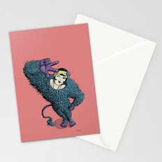The Wild Lady Stationery Cards