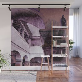 inception violet Wall Mural