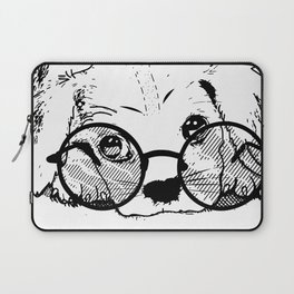 Beagle Dog for Coolest Owners - Beagle Lovers Gift Ideas Laptop Sleeve