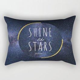 Shine like Stars Rectangular Pillow