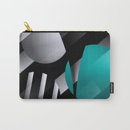3D - abstraction -112- Carry-All Pouch