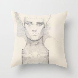 He Has it Too Throw Pillow