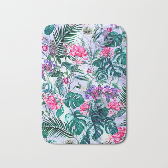 Tropical Garden II Bath Mat