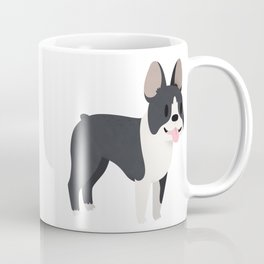 Happy Boston Terrier Coffee Mug