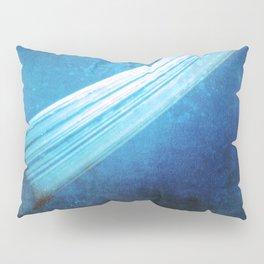 deep blue (pinhole camera) Pillow Sham