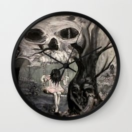 Swing Mare Wall Clock