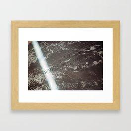 holzer Framed Art Print