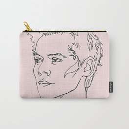 Harry Styles Drawing Carry-All Pouch