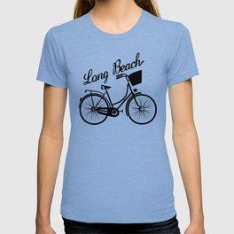 Long Beach Bicycle T-shirt