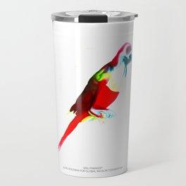 Sinu Parakeet Travel Mug
