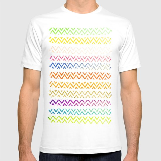 Chevron Stripes T-shirt