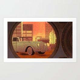 Vault Art Print