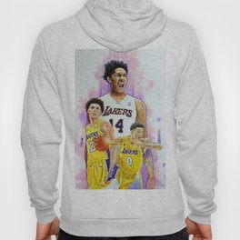 The New Lakeshow Hoody